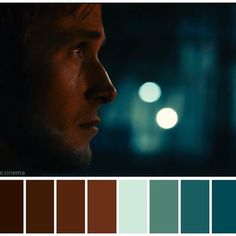 Movie Color Palette, Blue Colour Palette, Colour Schemes, The Greatest Showman, The Vampire Diaries, Motion Design, Film Composition, Cinema Colours, Color In Film