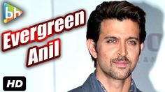 """""""I Am 40 Years Old; Anil Kapoor Looks 39 Years Old"""": Hrithik Roshan"""