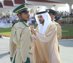 We are proud of the new graduates of the Dubai Police Academy & congratulate them, their families & our country. Police officers in the UAE devote their lives to protecting the country & ensuring safety of every citizen, resident & visitor. Our police force is determined to ensure our security & provide a safe environment for all.