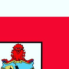 BERMUDA.  OUR FLAG  The flag of Bermuda was adopted on October 4th 1910.  It is the British Red Ensign with the Union Jack in the upper left corner and the coat of arms of Bermuda in the lower right.  The coat of arms of Bermuda depicts a red lion holding a shield that has a depiction of a wrecked ship upon it. The red lion is a symbol of England and alludes to Bermudas relationship with that country. The wrecked ship is the Sea Venture the flagship of the Virginia Company. The ship was…