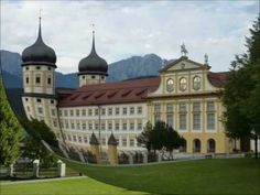 Stams Abbey, Austria Austria, Temple, Mansions, The Originals, House Styles, World, Youtube, Places, Manor Houses