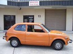 Image result for 1974 HONDA CIVIC