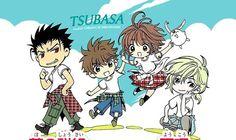 Tsubasa: RESERVoir CHRoNiCLE | ХРоНиКА Крыльев