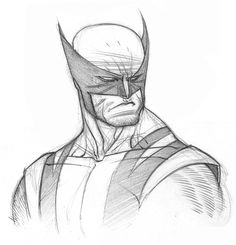 Wolverine by Tradd Moore