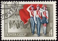 50 years, Stamp, 1972