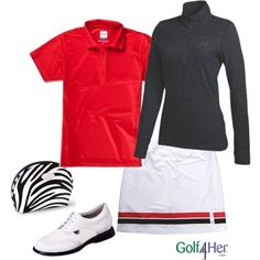 Ladies Golf OOTD: AUR High Line Collection | #golf4her #golfclothes #fashioncaddy