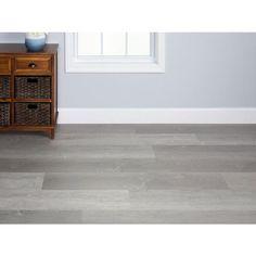 #TileEffectLaminateFlooring Wood Flooring Sale, Grey Vinyl Plank Flooring, Discount Laminate Flooring, Laminate Flooring Prices, White Laminate Flooring, Flooring Store, Flooring Options, Flooring Cost, Flooring Companies