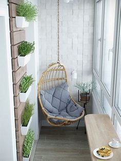 15 ideas for a small terrace