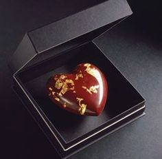 Amour ❤ by pierre marcolini food design - design culinaire Chocolate Dreams, Luxury Chocolate, Chocolate Delight, Chocolate Hearts, I Love Chocolate, Belgian Chocolate, Chocolate Coffee, Chocolate Lovers, Desserts Français