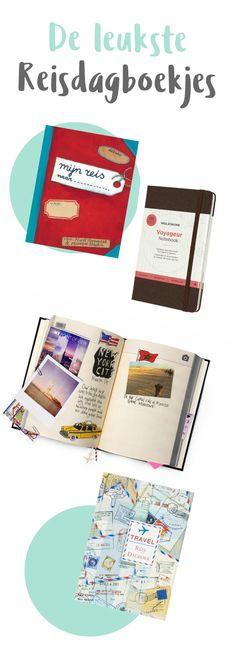Een reisdagboek of notitieboekje is ontzettend handig op reis om je herinneringen bij te houden en je favoriete plekjes op te schrijven. Zelf heb ik altijd een reisdagboek mee op reis en ik zou niet zonder kunnen.  In deze blog deel ik de leukste reisdagboeken. Tijdens mijn reis door Azië en Oceanië verslond ik er wel liefst 3! Ik schreef alle reisbestemmingen op en plakte er van alles in: van briefjes geld tot aan tickets. Travel Presents, Traveling By Yourself, Travel Tips, Blog, Backpacker, How To Plan, School, Summer, Diy