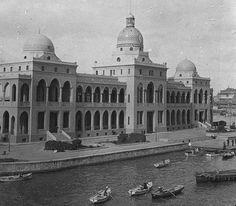 Port Said 1929 #egypt