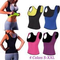 Wish | Lover-beauty Women Shapewear Push Up Neoprene Vest Waist Trainer Tummy Belly Girdle Corset Sweat Weight Loss Body Shaper