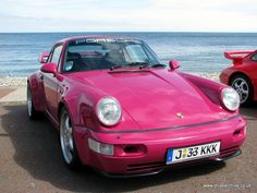 Pink #Porsche - #GirlyThings