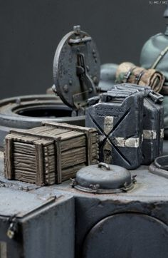 Tiger Tank, Model Hobbies, Model Tanks, Military Modelling, Tiny World, Military Diorama, Military Photos, Toy Soldiers, Panzer