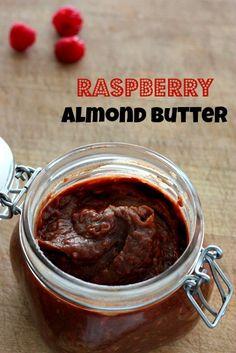 Raspberry Almond Butter