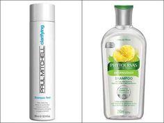 Shampoo antirresíduos para dar aquela limpada extra uma vez por semana.