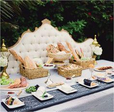 Pre wedding activity: Cheese tasting