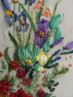 Embroidered Ribbon Pattern - Bing Images
