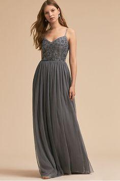 2871c135df8 Elowen Dress. Bhldn Bridesmaid DressesCharcoal Bridesmaid DressesProm  DressesWedding ...