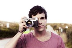 Mario Casas  - I fall in love with u, there's nothing else that I can do (8). LOL!!