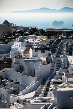 Cruising - Oia, Santorini, Greece