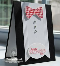 stampin up Fathers Day, Delightful Dozen, Dapper Dad, Masculine, Male Card