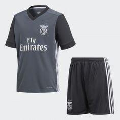 8a233aebc40 Kids SL Benfica 2017-18 Season Away Kit  L298  Soccer Uniforms