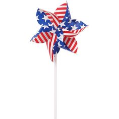 Patriotic Pinwheel/Case of 12