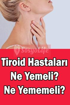tiroid hastalığı tiroide ne iyi gelir Adolescence, Diet And Nutrition, Thyroid, Health Fitness, Medical, Weight Loss, Google, Beauty, Thyroid Gland