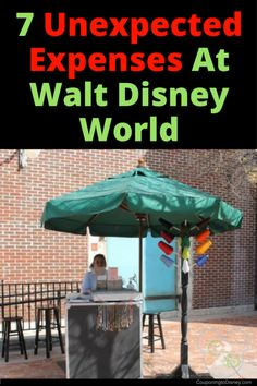 7 unexpected expenses to prepare for at Walt Disney World. Disney On A Budget, Disney Vacation Planning, Orlando Vacation, Disney World Planning, Vacation Ideas, Trip Planning, Florida Vacation, Disney World Florida, Walt Disney World Vacations