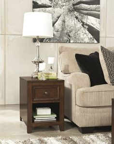 Kishore End Table