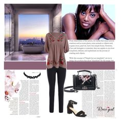 """""""RoseGal 23"""" by followme734 ❤ liked on Polyvore"""