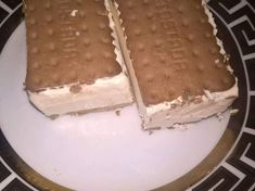 Παγωτό σάντουιτς Tiramisu, Sandwiches, Ice Cream, Ethnic Recipes, Food, No Churn Ice Cream, Icecream Craft, Essen, Meals