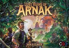 Lost Ruins of Arnak | Board Game | BoardGameGeek Port Saint Lucie, Falling Skies, Deck Builders, Building A Deck, Free Prints, Games To Play, Board Games, Scenery, Lost