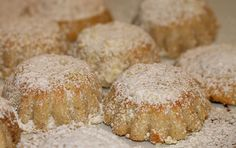 """Maamoul is a delicious traditional Middle Eastern cookie that is typically made on religious holidays such as Easter or Eid. What makes maamoul distinct are the subtle flavorings used in the dough and in the filling, including """"Mahlab"""" aka Mahlepi an"""