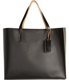 NET-A-PORTER - Large faux leather tote
