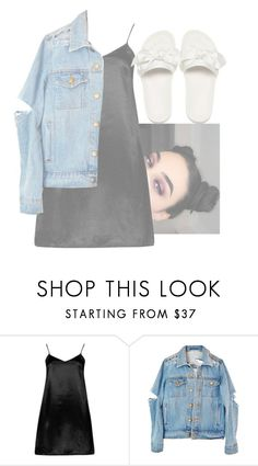 """Untitled #142"" by annecr0wley ❤ liked on Polyvore featuring Boohoo"