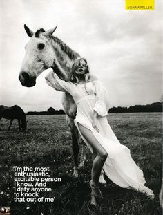 Love the B & composition. And Sienna Miller.
