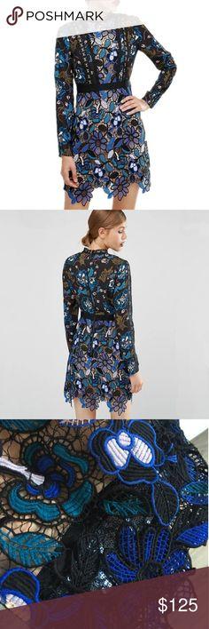 Luxury Lace Dress - Size S  High Quality Luxury Lace Dress - Size S Maison Folies Dresses Midi