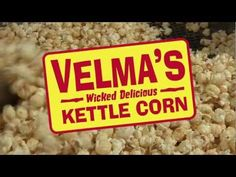 40th Birthday Gift Ideas For Men, Women - Kettle Corn! $20 http://velmas.org