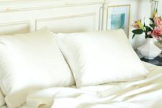 Your beauty secret ----- oosilk pillowcase  from  https://www.oosilk.com/us/19-momme-ziper-silk-pillowcase.html  #oosilk #silk #pillowcase #homedecor #decoration #homestyle #fashion #bedding #linen #bedroom #beauty #skin #hair #health #interior #interiordesign #interiorstyle