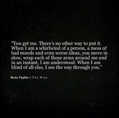 I've never met someone who got me as well as you do! Then again I've never met anyone who is more like me than you either!! Your my Soulmate Babe! @phillypits81