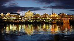Victoria and Alfred Waterfront - Alfred Mall, Cape Town, South Africa ... can't wait to go shopping!!