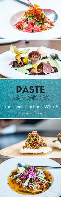 Paste Bangkok - An elite restaurant of modern Thai food - a must eat when in Bangkok! Click through to read the full review @ http://www.hedonistit.com