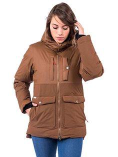 06c36d6c Holden Aya Hooded Down Jacket - Women's Bison, XS at Amazon Women's Coats  Shop