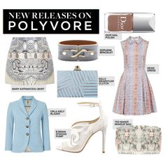 New Releases: 8 Hot Ticket Items to Love Now, created by polyvore-editorial on Polyvore