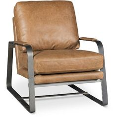 Best Furniture Jollene Leather Accent Chair Reviews Chairs 400 x 300