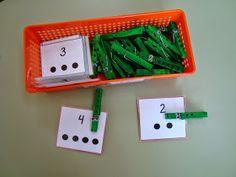 grafia-quantitatJ Juego de los cocodrilos: consiste en contar las manchas que tienen los cocodrilos y en unirlos con la tarjeta correspondiente. Montessori Activities, Hands On Activities, Math Classroom, Toddler Preschool, Preschool Activities, Petite Section, Math Sheets, Jr Art, Math For Kids