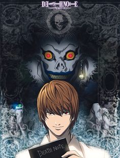 DeAtH NoTe: Light & Ryuk