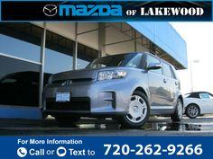 2012 *Scion*  *xB* *Base* *(A4)*  27k miles $13,002 27012 miles 720-262-9266 Transmission: Automatic  #Scion #xB #used #cars #MazdaofLakewood #Lakewood #CO #tapcars